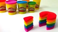 play-doh cake