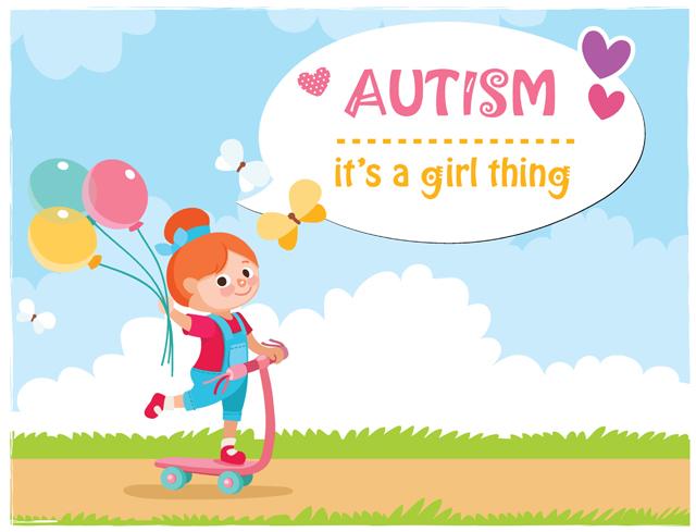 Γιατί η διάγνωση του αυτισμού είναι πιο δύσκολη στα κορίτσια;